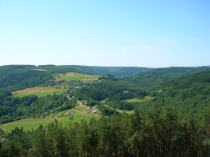 45eifellandscape near simmerath-dedenborn